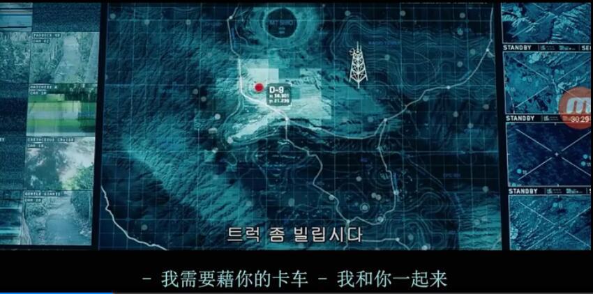 侏羅紀世界2韩版中字磁力链接