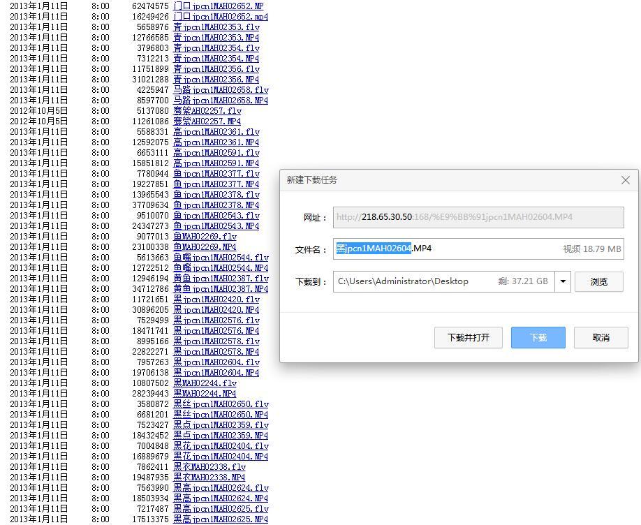 街拍服务器曝出可在线下载(限时访问,随时删除)