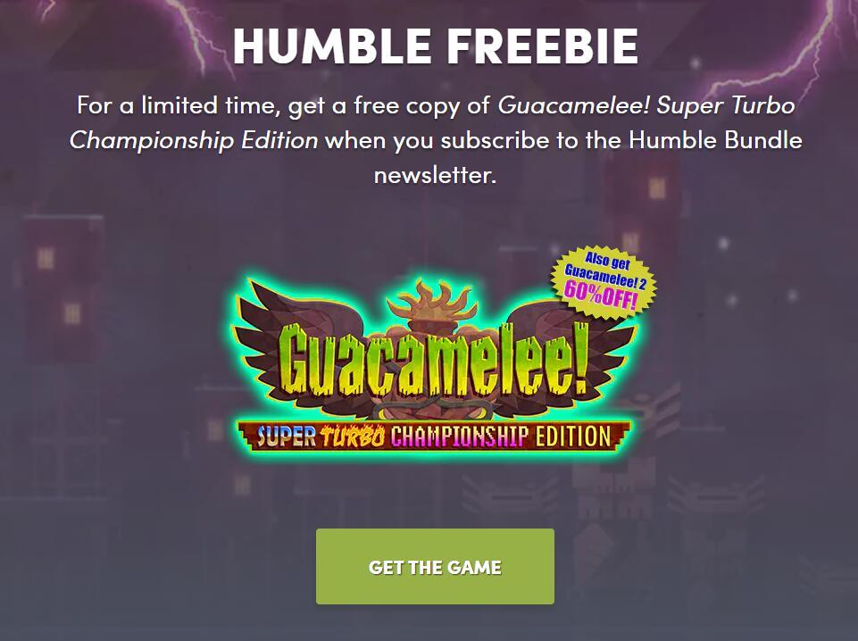 HB限时领Steam墨西哥英雄大混战