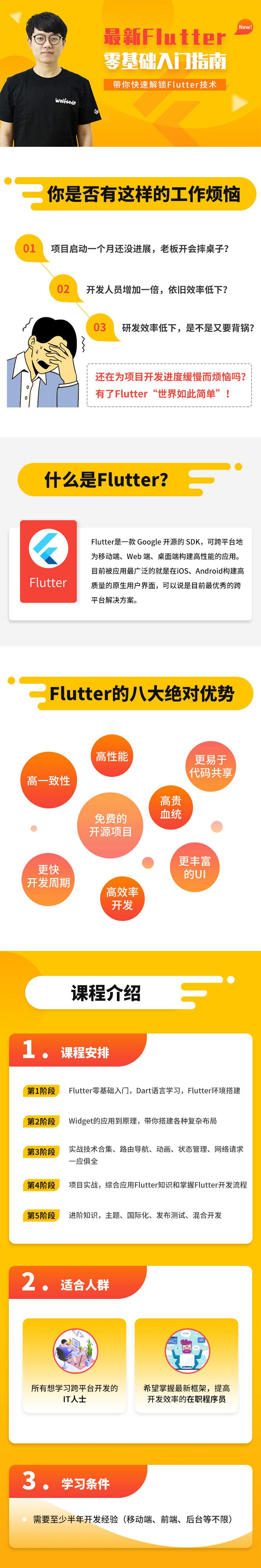 小码哥Flutter从入门到实战