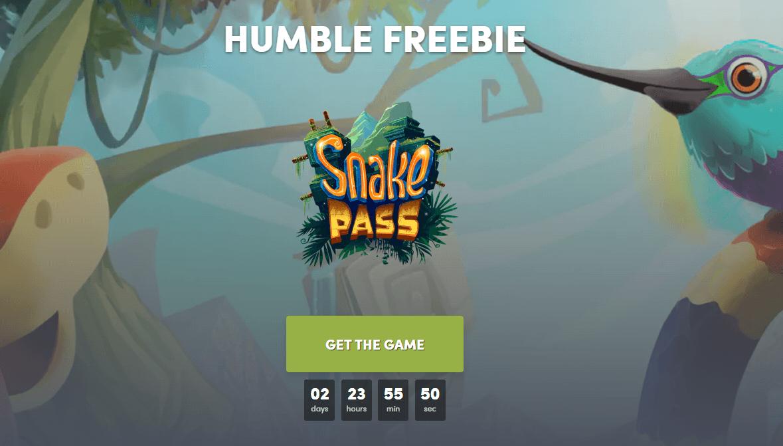 HB免费领steam《Snake Pass》 活动线报 第1张