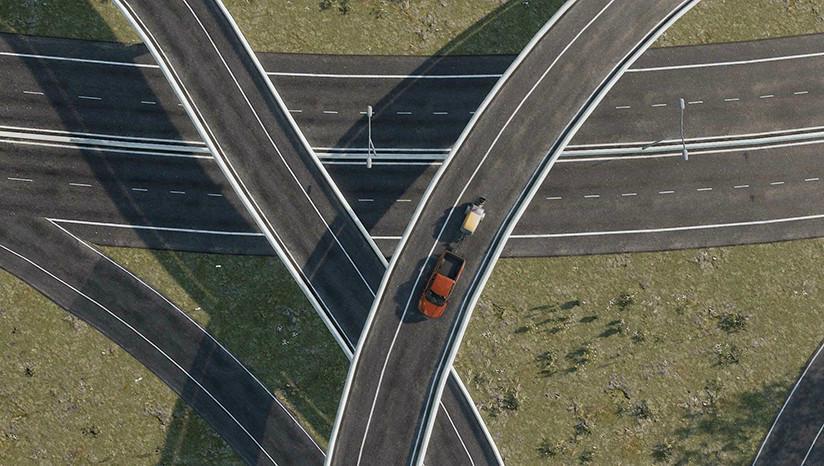 《卡车物流模拟器》中文版