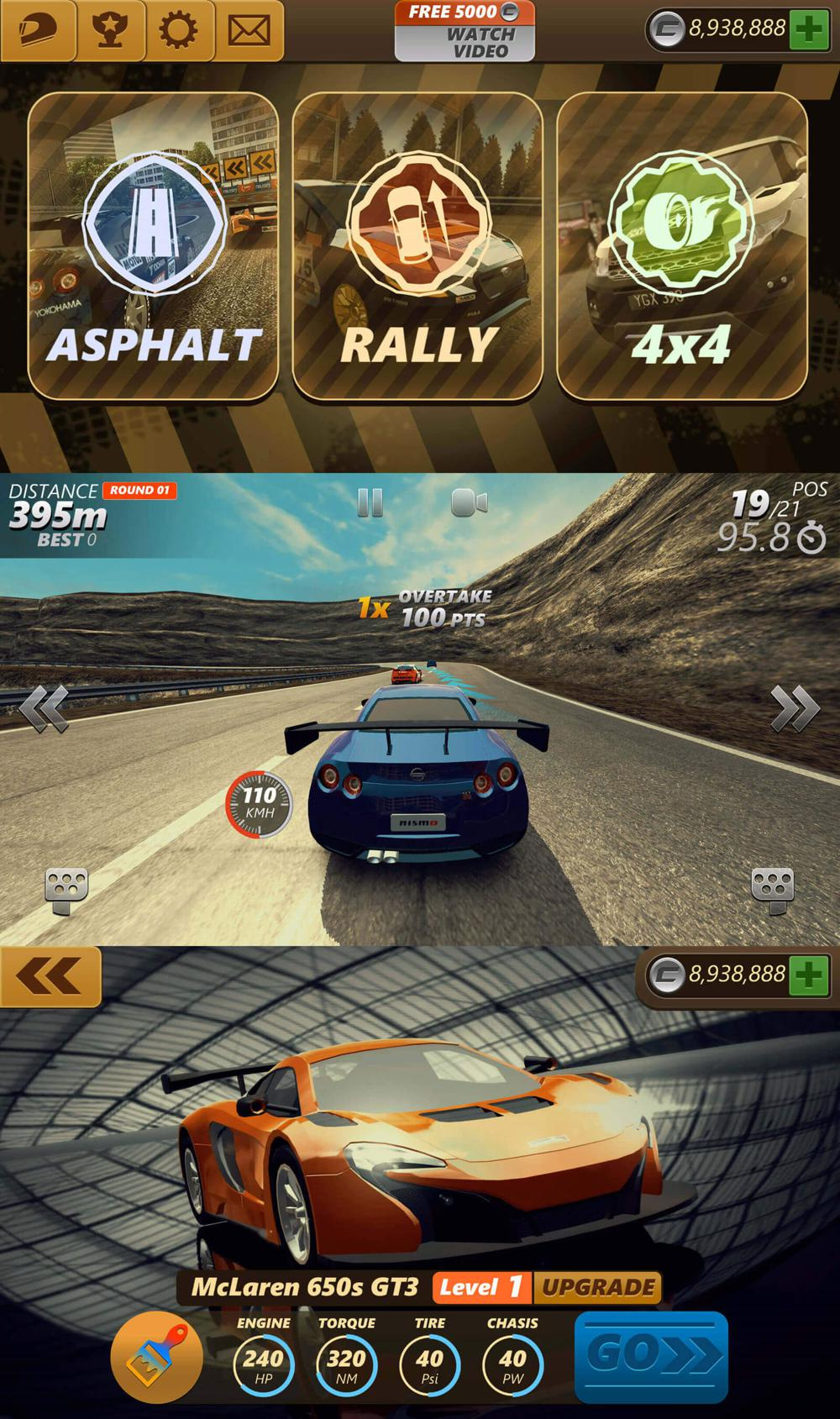 赛车竞速游戏 越野赛