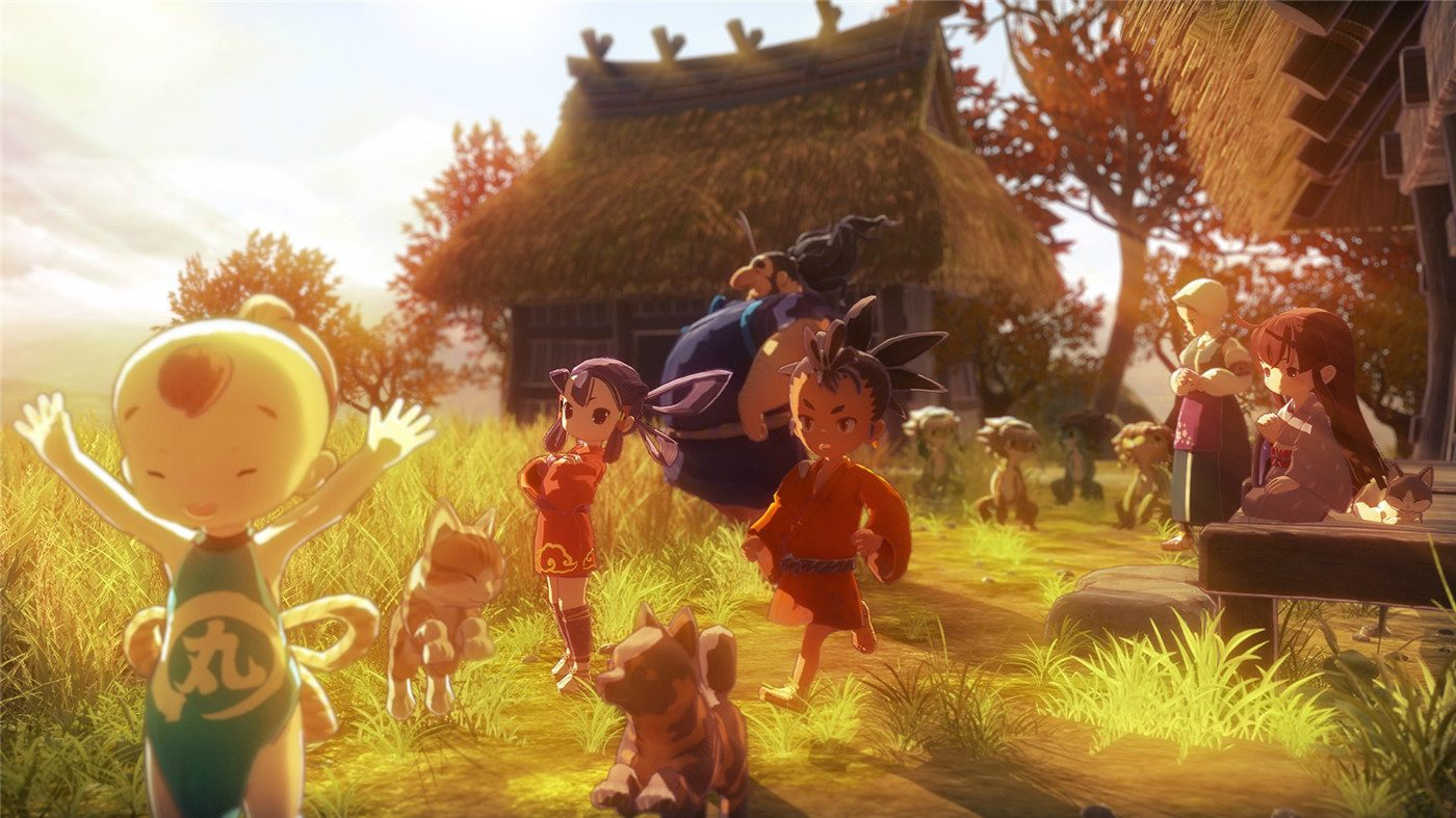 《天穗之咲稻姬》豪华中文版