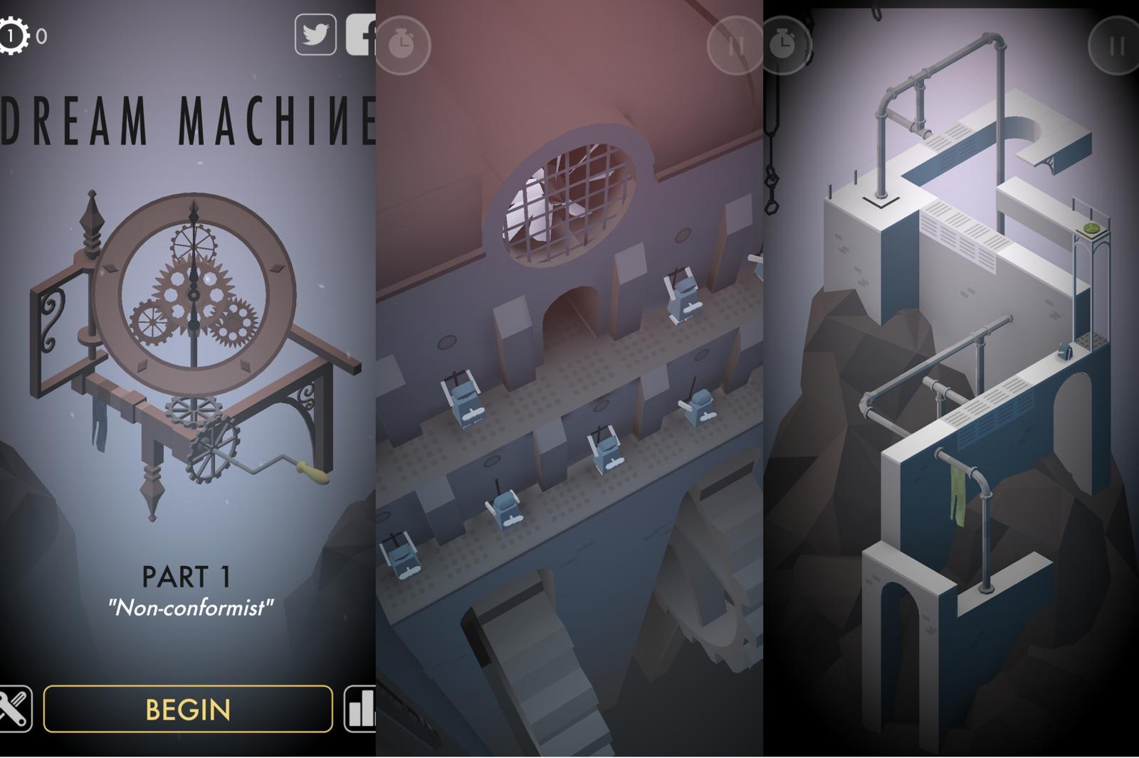 休闲益智游戏 造梦机器人