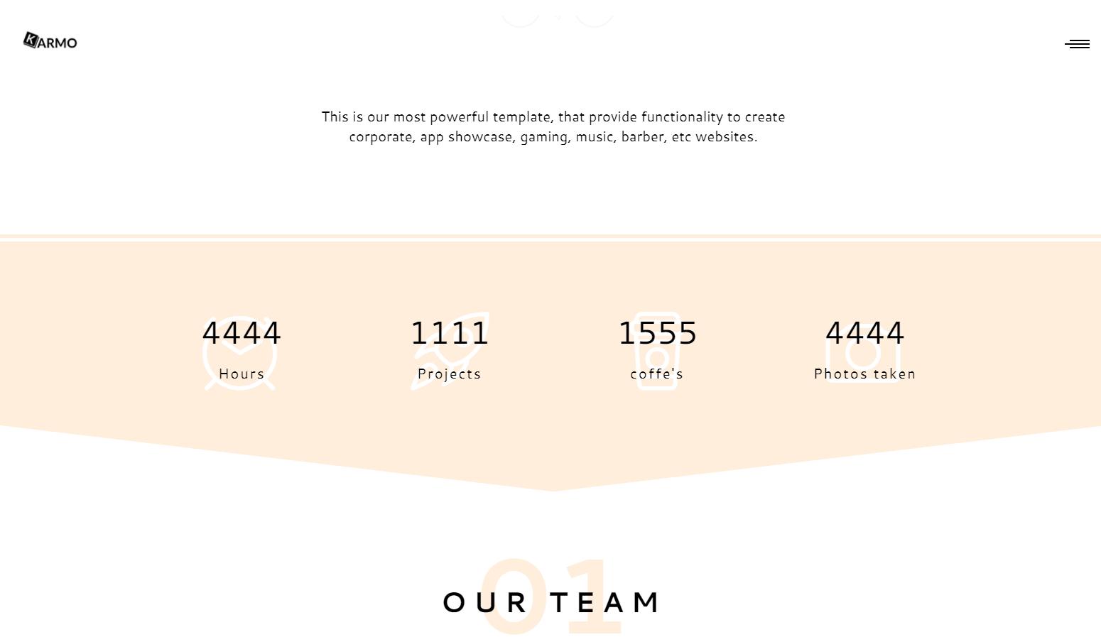 图片[1]-100套精美HTML页面源码