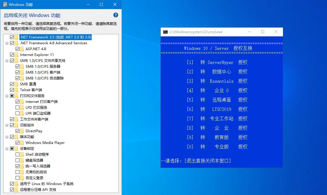 xb21cn Windows10企业版G 21H2